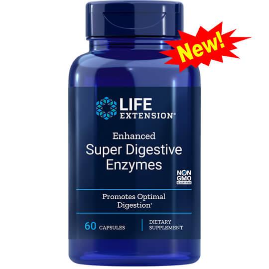 Enzyme Tiêu Hóa – Enhanced Super Digestive Enzymes giúp tiêu hóa tốt